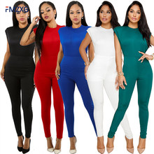 ef7f6a079bba Bodycon 2018 Spring Sexy Women Backless Club Skinny Jumpsuits Fashion Pearl  Chain Decoration Elegant Long Rompers Overalls Party