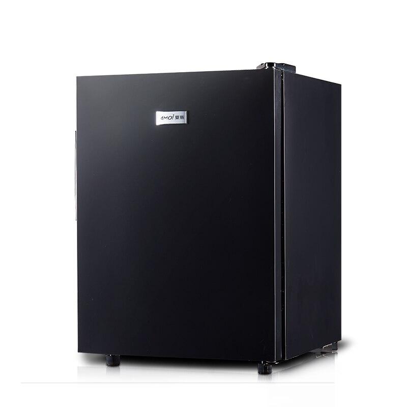 цена на Home Mini Refrigerator 21L 220V Compressor Fridge Cold and Freezing Refrigerator Mini Fridge Black Home Office Use