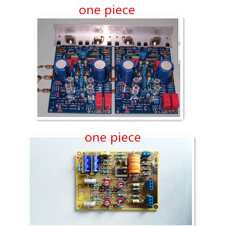 F-020 one piece of preamp board + cello 50w amplifier board + shipping cost 70usd shipping cost