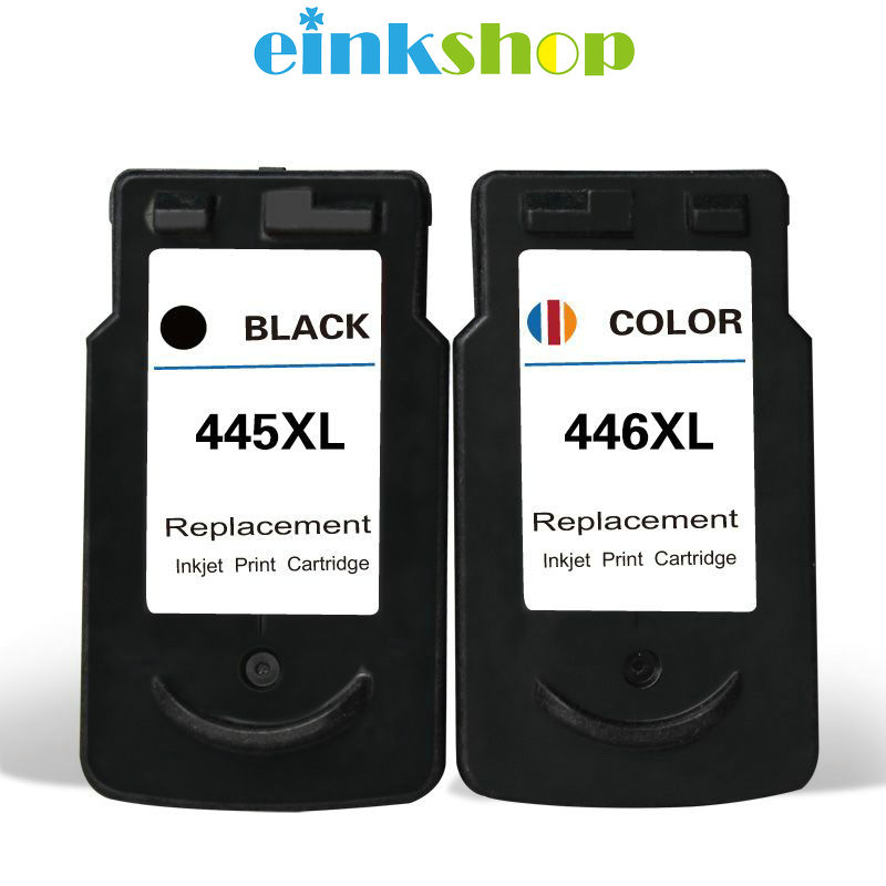 PG 445 CL446 ink cartridge For Canon PG545 CL546 Pixma MG2400 MG2450 MG2500 MG2550 MG2580 MG2950 MX495 IP2880 IP2850 printer in Ink Cartridges from Computer Office