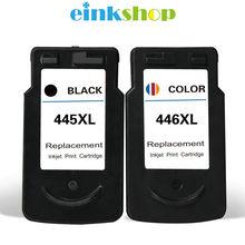 PG-445 CL446 ink cartridge For Canon PG545 CL546 Pixma MG2400 MG2450 MG2500 MG2550 MG2580 MG2950 MX495 IP2880 IP2850 printer