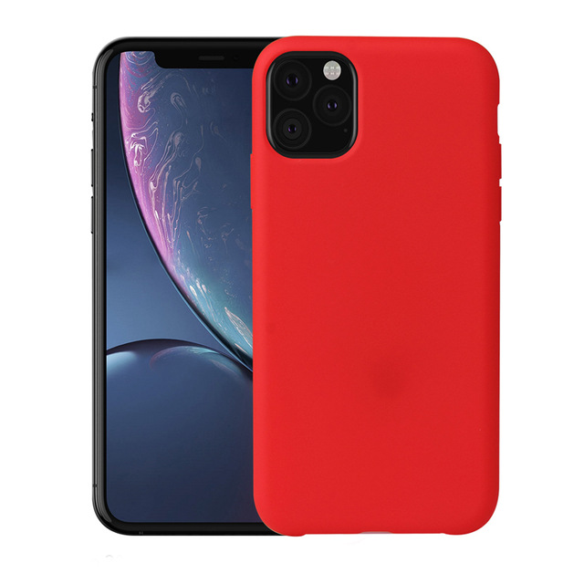 Jolie Liquid Silicone Case for iPhone 11/11 Pro/11 Pro Max