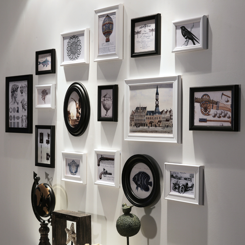 Wall Picture Frame Set popular frame sets for wall-buy cheap frame sets for wall lots