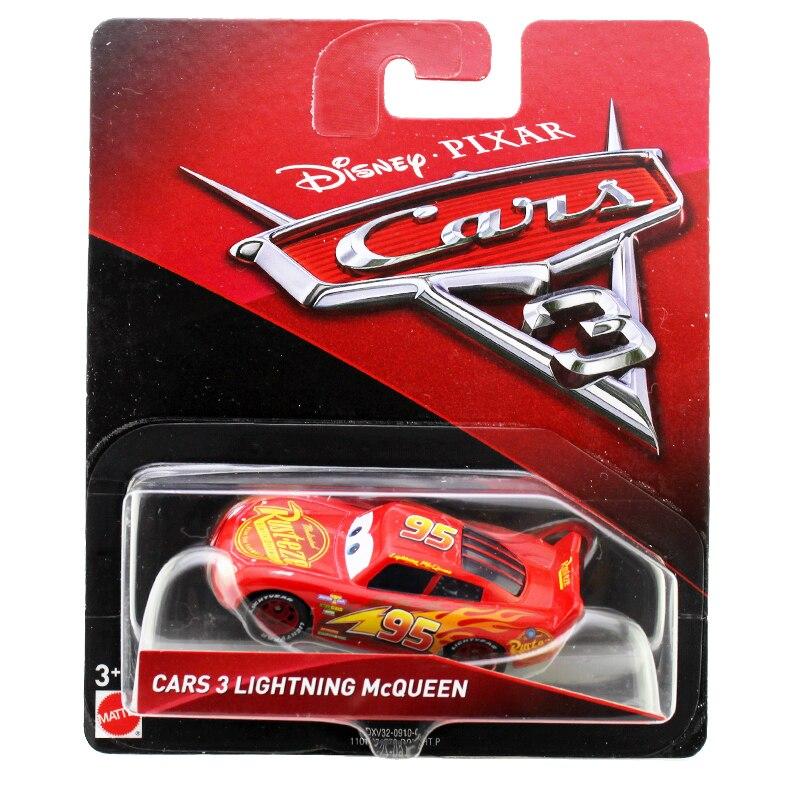 1 55 Disney Pixar Cars 3 Lightning Mcqueen Legierung Automodelle