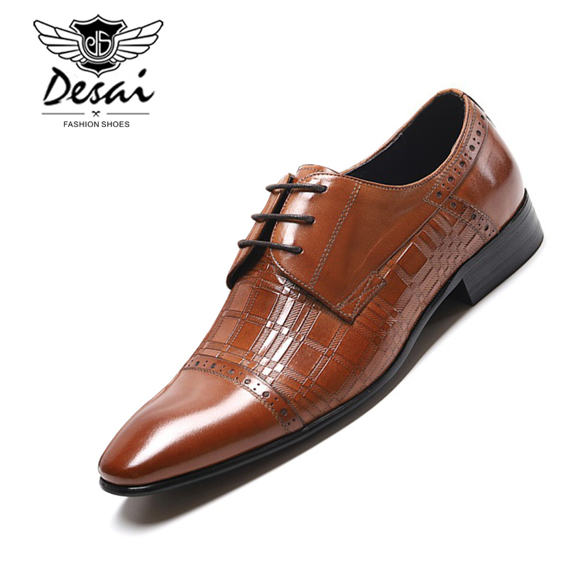 Luxury Brand Full Grain Leather Men Oxfords Shoes Retro Carved British Style Bullock Formal Shoes Men Business Dress ShoesLuxury Brand Full Grain Leather Men Oxfords Shoes Retro Carved British Style Bullock Formal Shoes Men Business Dress Shoes