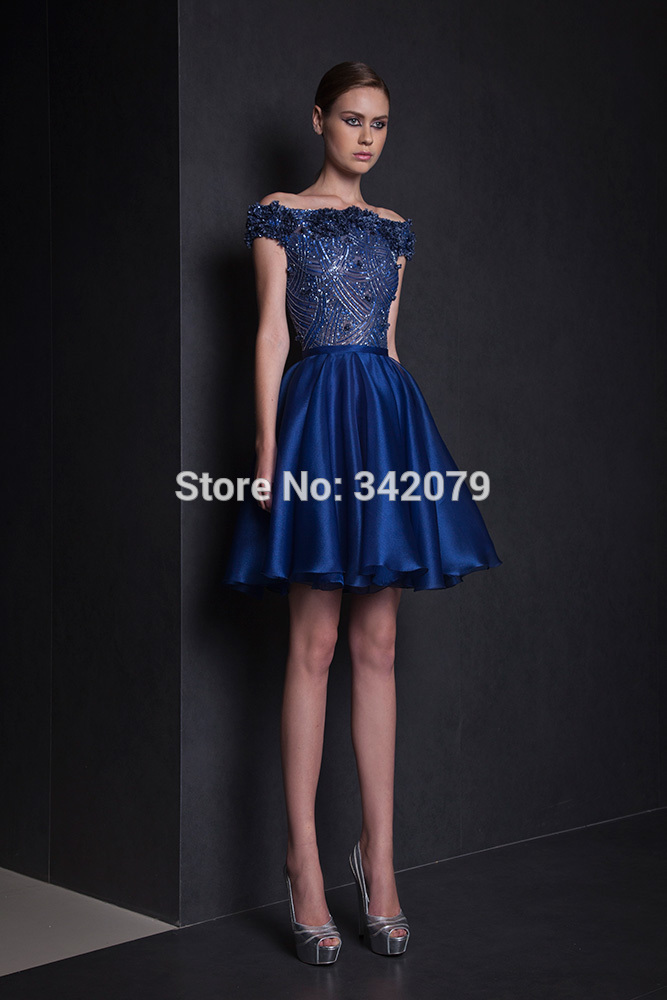 Online Buy Wholesale midnight blue cocktail dresses from China ...