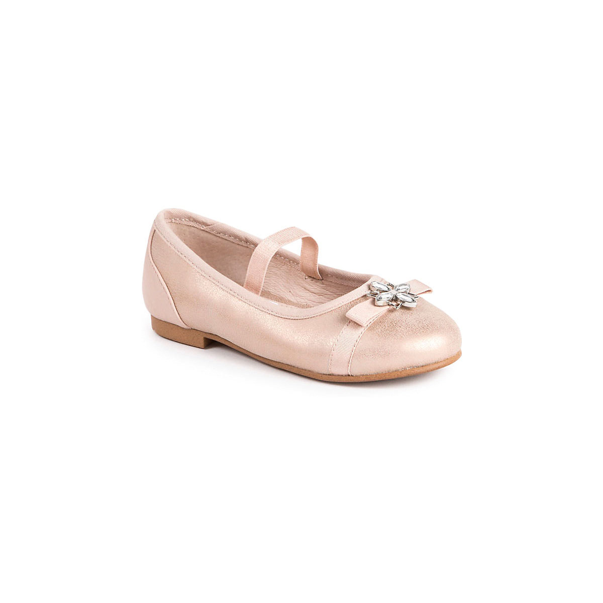 MAYORAL Children's Flats 10643006 pink summer ballet all-season elegant footwear Shoes for girls girl 2018 new women shiny flats fashion rivets basic mixed colors pointy toe ballerina ballet flat slip on women shoes b103