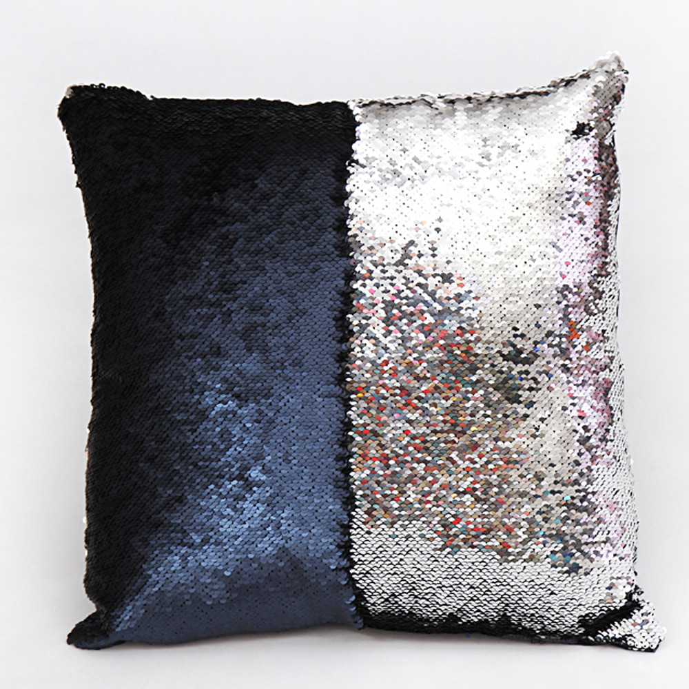 Decorative Pillows With Sequins : Online Get Cheap Sequin Bed Pillows -Aliexpress.com Alibaba Group