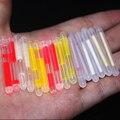 20 штук пакет 4 5*40 мм флуоресцентная световая палка для рыбалки Ночная палка светящаяся палка для рыбалки