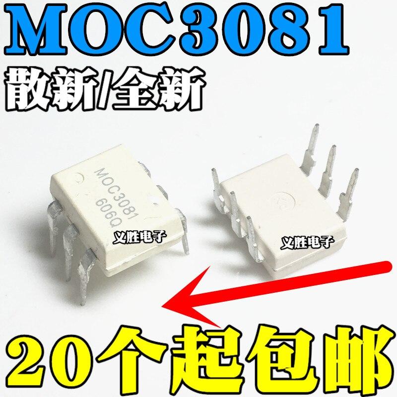 /moc3081 Moc3081m Dip6 6 Fsc 5 Stücke/freies Porto