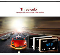 Car Strong Booster Auto Pedal Electronic Throttle Controller for Porsche BOXSTER CAYMAN 911 PANAMERA Audi Seat Leon A3 A5 A7 R8