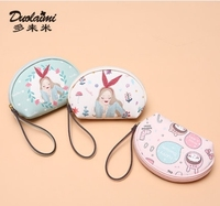 Princess sweet lolita coin purse Autumn mini coin bag female shell fashionable and lovely hand coin purse key bag DML064