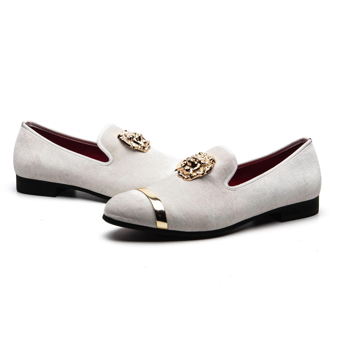MEIJIANA Big Size Loafers 2019 Wedding Luxury Casual Shoes