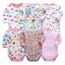 tender Babies 6 Pack Newborn Bodysuit Printing