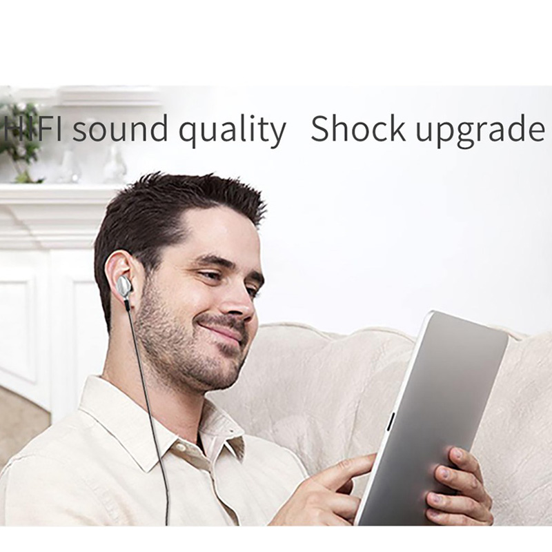Icoque 3.5mm kõrvaklappide kõrvaklapid HIFI muusika kõrvaklappide - Kaasaskantav audio ja video - Foto 5