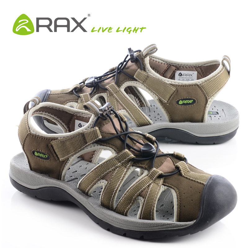 Rax Hiking Sandals Men Summer Outdoor Beach Breathable Trekking Camping Walking Shoes Women In From Sports