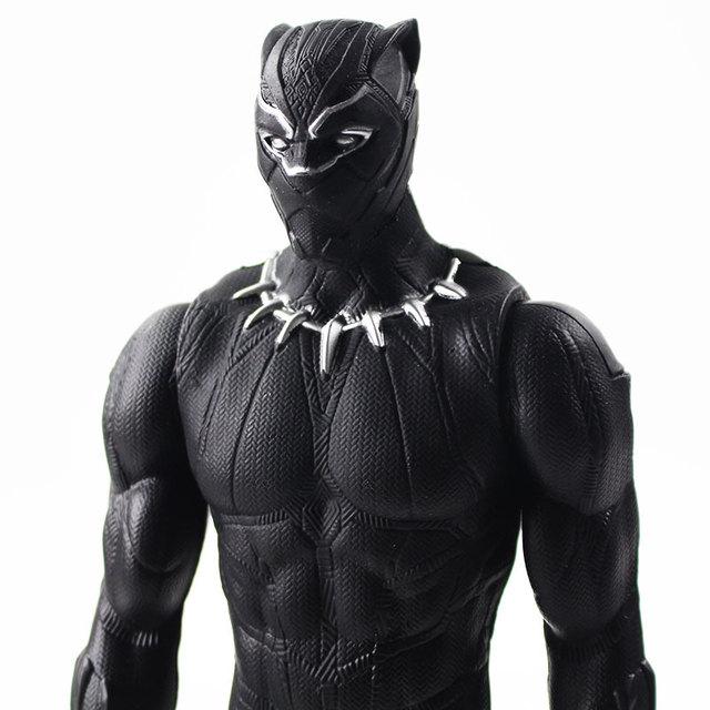 Avengers Infinity War Titan Hero Series Marvel Black Panther Action Figure