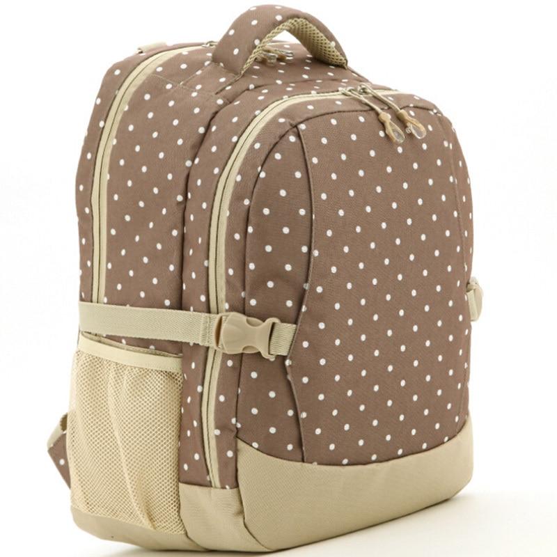 Multifunctional Stroller Baby Bag Fashion Mummy Shoulder Bag Waterproof Diaper Bag Large Capacity Diaper Backpack