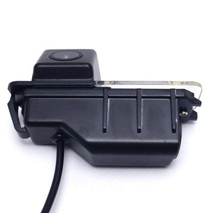 Image 4 - HD araba ters kamera Volkswagen Magaton Golf Passat CC Polo gece görüş otomatik dikiz kamera araç kamerası