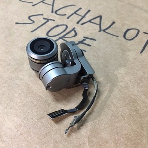 Image 4 - Original Gimbal Arm Motor Mit Flache Flex Kabel Kit Reparatur Gimbal 4k Kamera Für DJI Mavic Pro Ersatz Drone zubehör