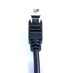 Image 2 - YuXi USB 2.0 Female to Mini USB B Type 5pin 90 Degree Up & Down & Left & Right Angled Male Data Cable