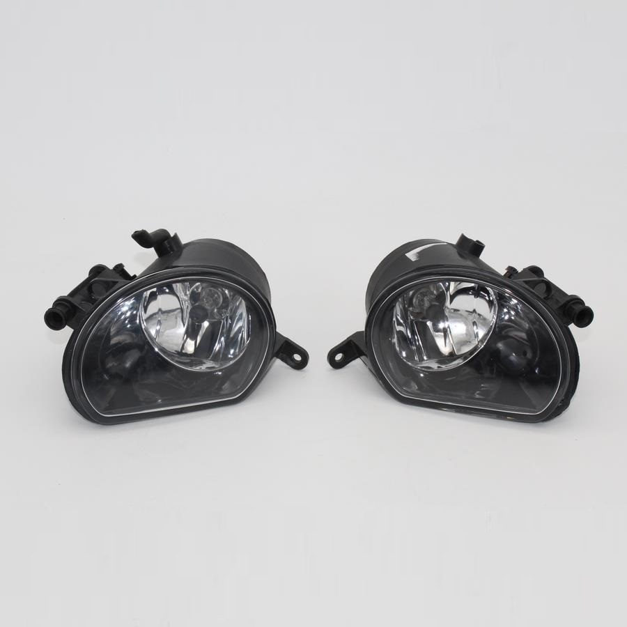 2PCS Car Light For Audi Q7 2010 2011 2012 2013 2014 2015 Car-styling Front Halogen Bumper Fog Lamp Fog Light car light car styling for vw polo vento sedan saloon 2011 2012 2013 2014 2015 2016 halogen fog light fog lamp and wire