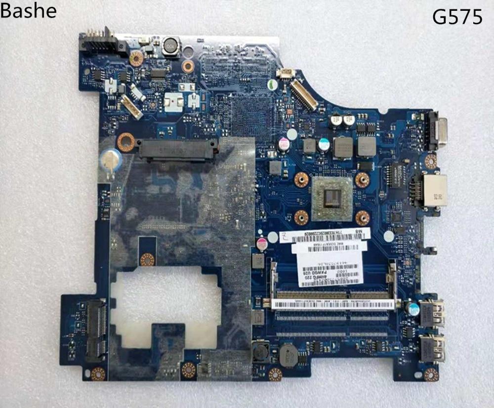 for Lenovo G575 notebook motherboard LA 6757P full function test