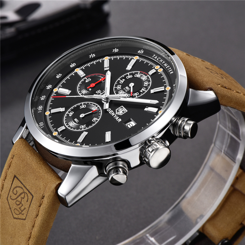 BENYAR Men Watch 2018 Waterproof watches top brand luxury Appearance Automatic Date Dial Mens Sports Fitness WatchBENYAR Men Watch 2018 Waterproof watches top brand luxury Appearance Automatic Date Dial Mens Sports Fitness Watch
