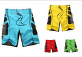 2017 Curto Dos Homens Board Shorts Verão-secagem Rápida Calções Calções de Praia Desgaste Swimwear Troncos de Praia