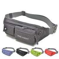 new running waist Packs man and women Fanny Pack Phone Pouch Bags Outdoor leisure sports with burglarproof chest Waist Bag