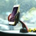 Для iPhone 7 6 Универсальный Автомобильный Держатель Телефона GPS Автомобильный Держатель Стенд 360 Градусов Вращающийся Гибкая Навигация Разъем Противоударный Моды