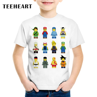 TEEHEART New 2017 Boys/girls's T shirt Popul ...