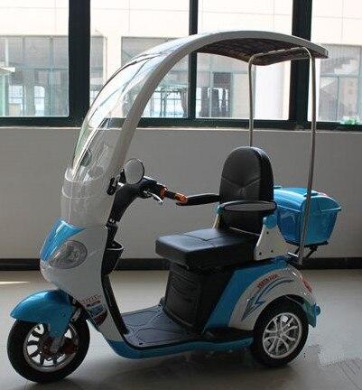 tz yz 01 the oude man elektrische driewieler scooter. Black Bedroom Furniture Sets. Home Design Ideas