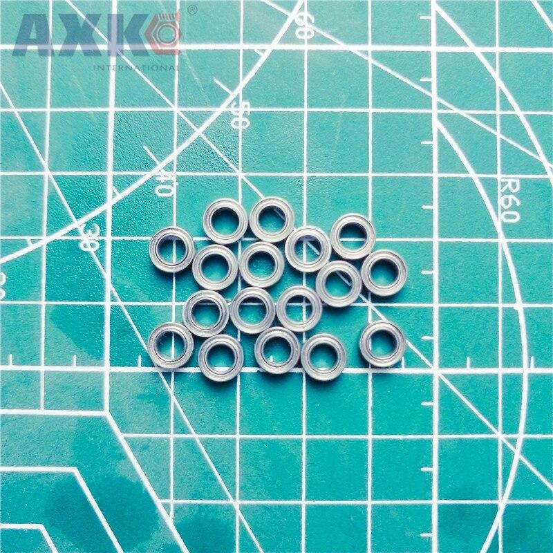 10x Forally Ball Bearing Mr125-2zz 10 Pcs 5x12x4