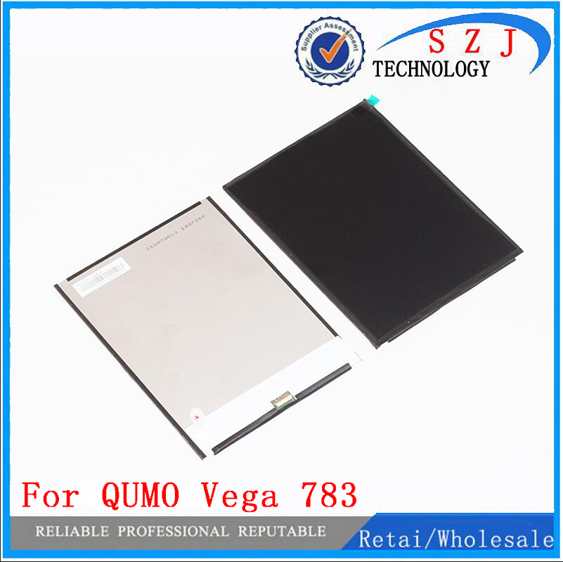 New 7.85 inch for 768*1024 IPS lcd Display for QUMO Vega 783 Tablet lcd Screen Replacement Free Shipping buff бандана buff frozen child polar buff one size olaf blue navy