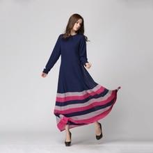 2018 New font b Women b font Sheer Chiffon Islamic Wear Abaya Jilbab Hijab Muslim Rainbow