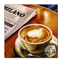 5D DIY Diamond Embrodiery Coffee Full Square Mosaic Sale Icons Diamond Painting Cross Stitch Embroidered With