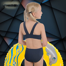 New Professional Swimsuit Children baby girl Kid One-Piece Swimming Suit Sports Racing Swimwear Girls Body building Bathing Suit