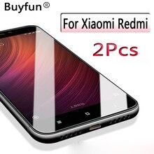 2p For font b Xiaomi b font font b Redmi b font 4X Tempered Glass for