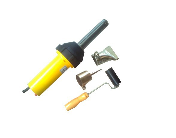 где купить  Hot Air Torch Plastic Welding Gun Welder Pistol 1000w+ Speed Nozzle +Roller Some PVC Or PE Gift Free Shipping  по лучшей цене