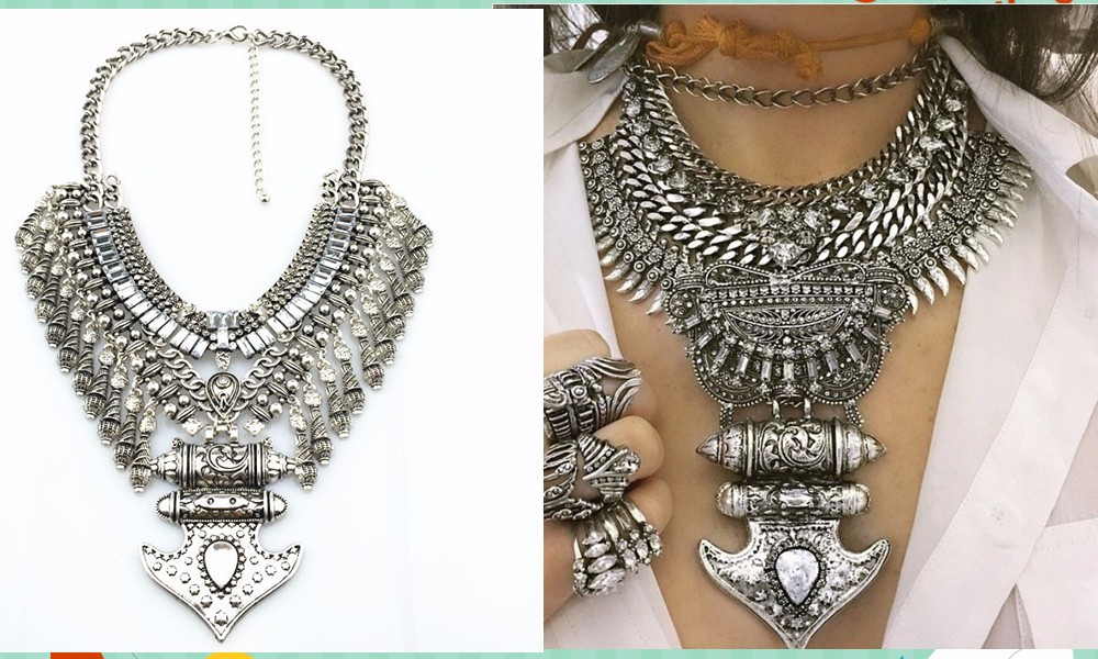 12 Styles Bohemian Choker Necklaces*