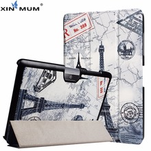 XIN-MUM Case For Acer Iconia One 10 B3-A30 B3 A30 Printed Magnetic Smart Filp Stand Cover For Acer Iconia Tab 10 A3-A40 10.1'' цена 2017