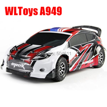 WLtoys A949 1 18 4WD Whole Proportion RS Racing Radio Remote Control LED Light RC font