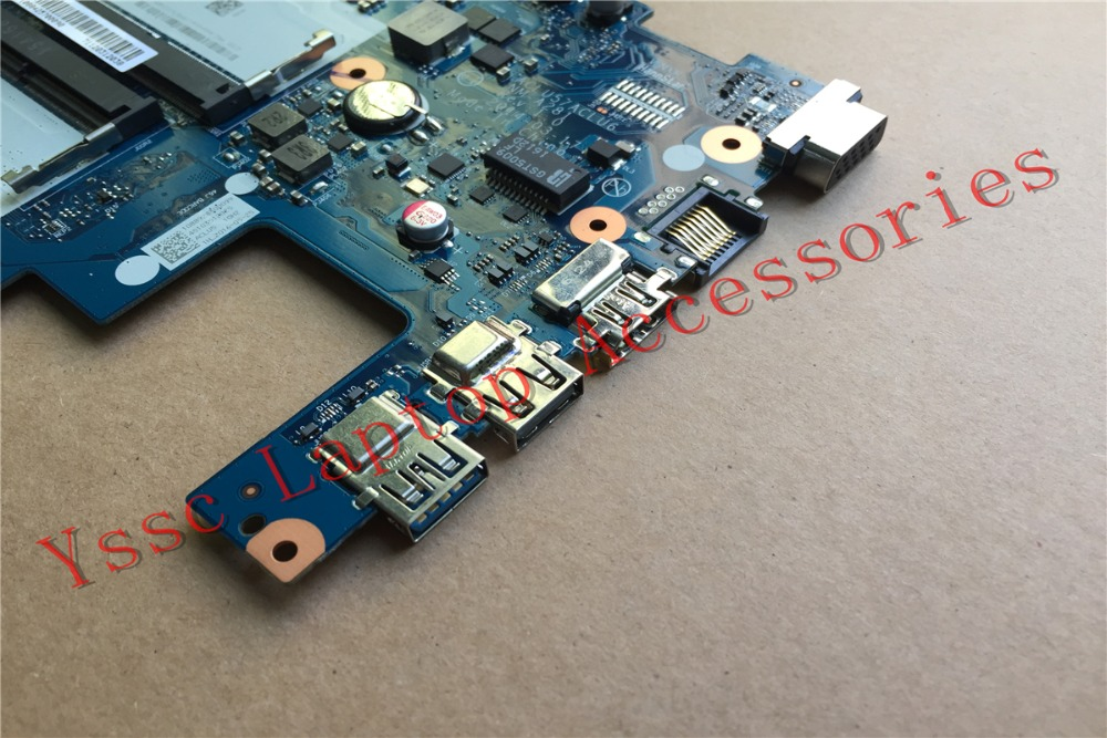 Free Shipping New NM A281 motherboard For Lenovo G40 45 Laptop motherboard ( For AMD video card ) CPU For AMD A8 6410 Test OK-in Motherboards from Computer & Office    3