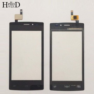 """Image 1 - 4.0 """"Mobiele TouchScreen Touch Screen Voor Tele2 mini Touch Screen Glas Digitizer Voor Glas Panel Lens Sensor Protector Film"""