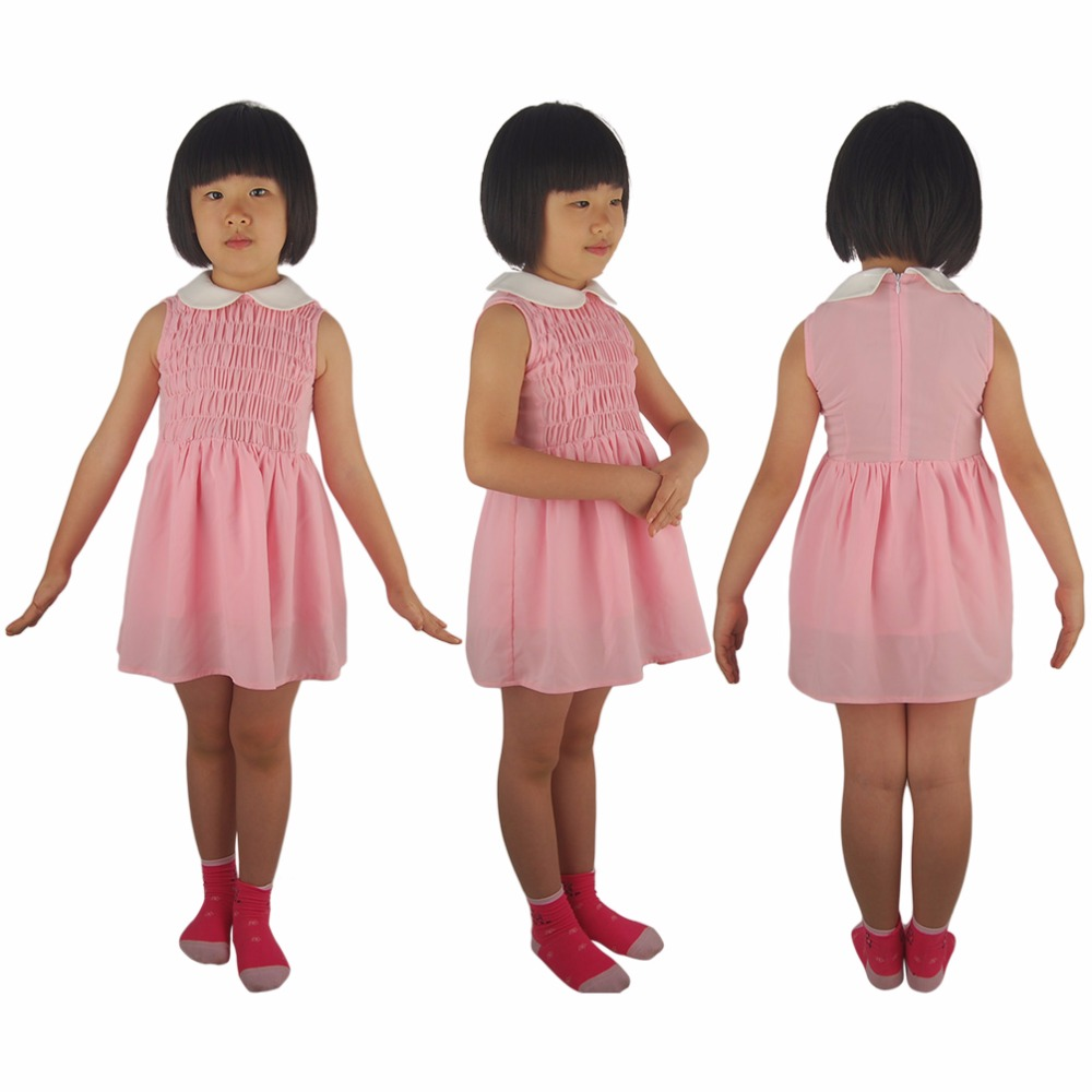 Costumes & Accessories Rational Wholesale 10pcs Kids Girls Stranger Things Eleven El Dress Halloween Cosplay Costume Christmas Xmas Gift Comic-co Fancy Dress Exquisite Craftsmanship;