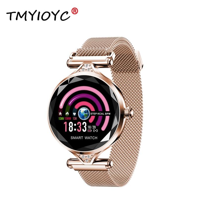 Купить H1 Смарт часы Для женщин умный Браслет Шагомер ...