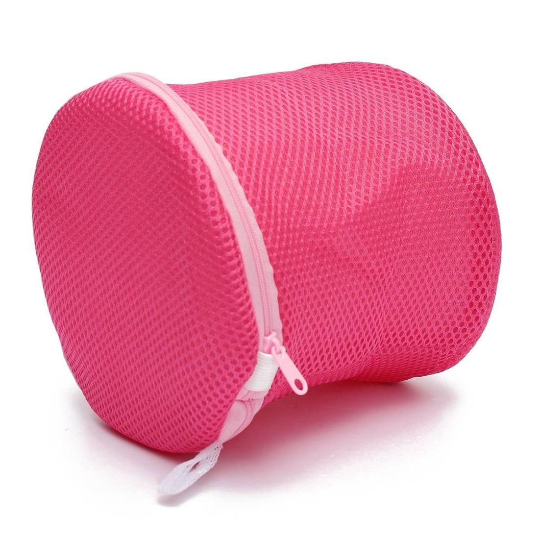 Thickening Bra Wash Net Underwear Net Wash Laundry Rose