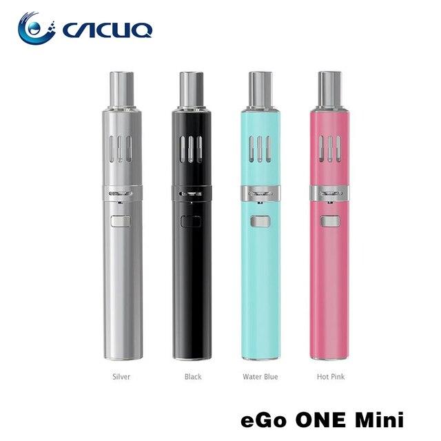 Free shipping Joyetech ego one mini kit e cigarette kit for joyetech ego one mini with 0.5ohm / 1.0 ohm e-cigarette
