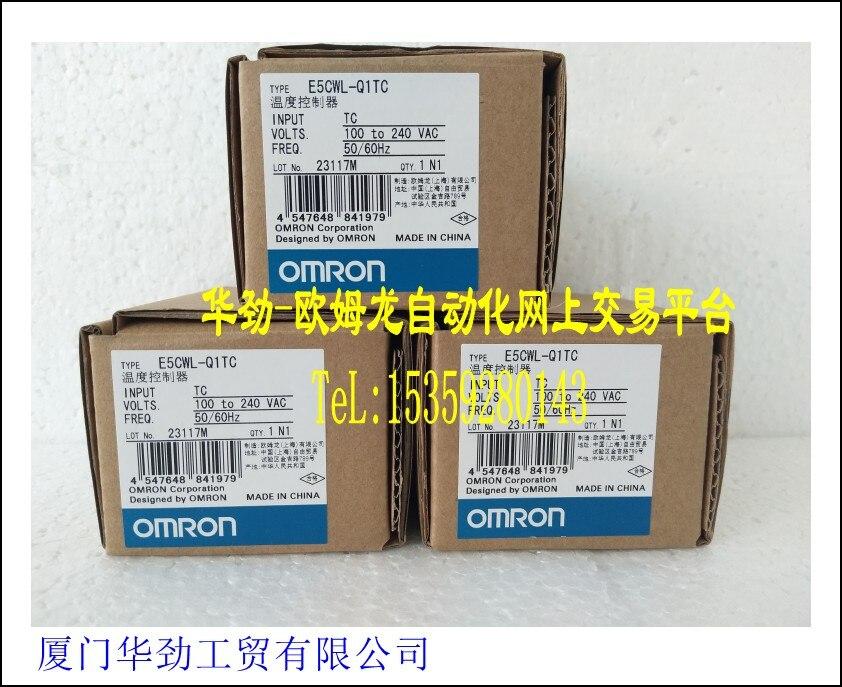 E5 CWL-Q1TC / Omron smart digital thermostat new original product spotE5 CWL-Q1TC / Omron smart digital thermostat new original product spot